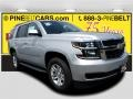 Chevrolet Tahoe LS 4WD Silver Ice Metallic photo #1