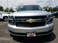Chevrolet Tahoe LS 4WD Silver Ice Metallic photo #2