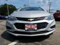 Chevrolet Cruze LS Silver Ice Metallic photo #2