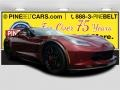 Chevrolet Corvette Z06 Coupe Long Beach Red Metallic Tintcoat photo #1
