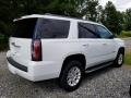 GMC Yukon SLT Summit White photo #3