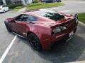 Chevrolet Corvette Z06 Coupe Long Beach Red Metallic Tintcoat photo #5