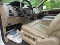 Ford F150 Lariat SuperCrew 4x4 Oxford White photo #36