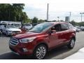 Ford Escape Titanium Ruby Red photo #3