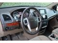 Chrysler Town & Country Touring Deep Cherry Red Crystal Pearl photo #15