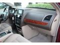 Chrysler Town & Country Touring Deep Cherry Red Crystal Pearl photo #40