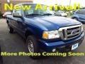 Ford Ranger XLT SuperCab Vista Blue Metallic photo #1