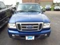 Ford Ranger XLT SuperCab Vista Blue Metallic photo #2