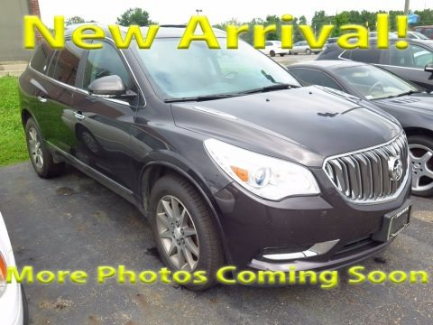 Cyber Gray Metallic 2014 Buick Enclave Leather AWD