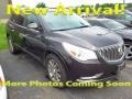 Buick Enclave Leather AWD Cyber Gray Metallic photo #1