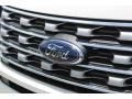 Ford Explorer Limited White Platinum photo #4