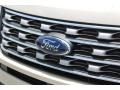 Ford Explorer Limited White Gold photo #4