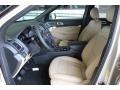 Ford Explorer Limited White Gold photo #13