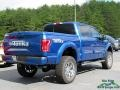 Ford F150 Tuscany FTX Edition Lariat SuperCrew 4x4 Lightning Blue photo #5