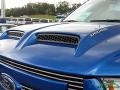 Ford F150 Tuscany FTX Edition Lariat SuperCrew 4x4 Lightning Blue photo #40