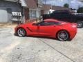 Chevrolet Corvette Stingray Coupe Torch Red photo #1