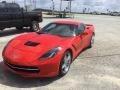Chevrolet Corvette Stingray Coupe Torch Red photo #3