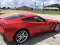 Chevrolet Corvette Stingray Coupe Torch Red photo #4