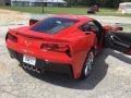 Chevrolet Corvette Stingray Coupe Torch Red photo #15