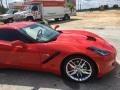 Chevrolet Corvette Stingray Coupe Torch Red photo #16