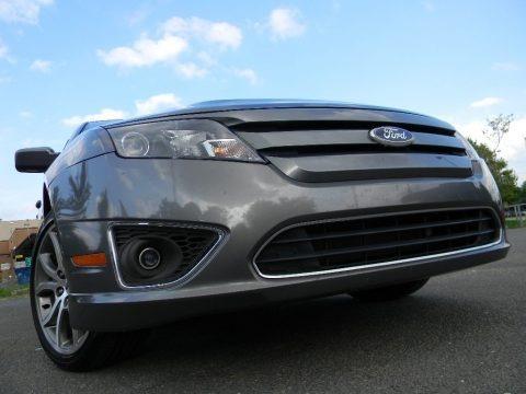 Brilliant Silver Metallic 2010 Ford Fusion SEL V6
