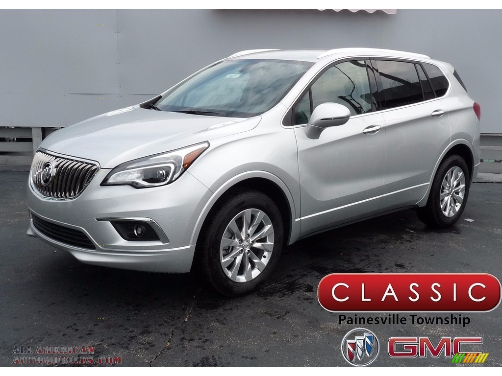 2017 buick envision essence awd in galaxy silver metallic 148064 all american automobiles. Black Bedroom Furniture Sets. Home Design Ideas