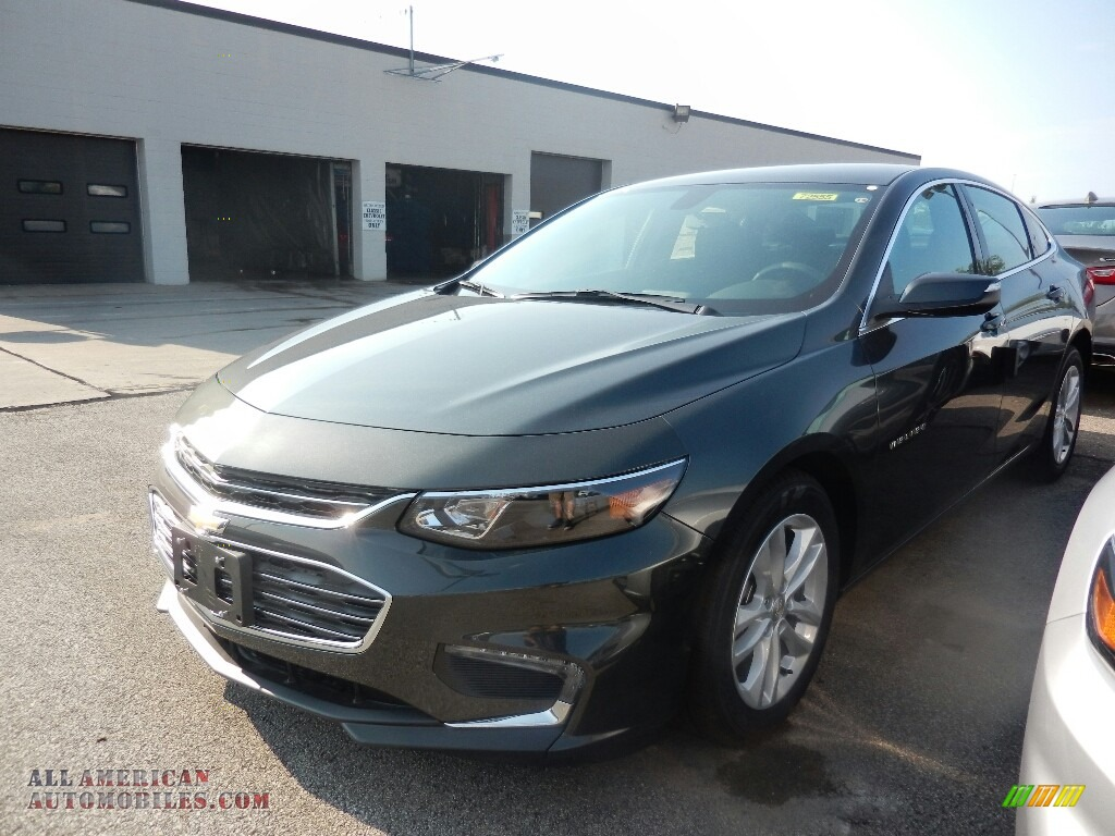 2017 chevrolet malibu lt in nightfall gray metallic 293527 all american automobiles buy. Black Bedroom Furniture Sets. Home Design Ideas
