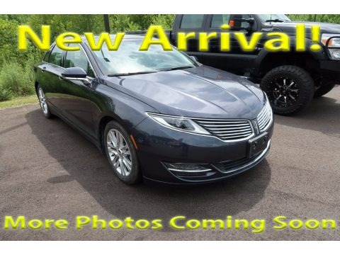 Sterling Gray 2014 Lincoln MKZ FWD