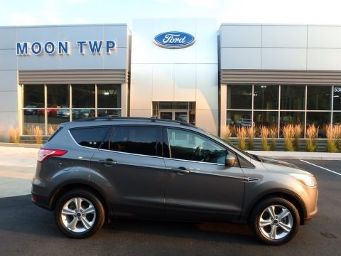 Sterling Gray 2014 Ford Escape SE 1.6L EcoBoost 4WD