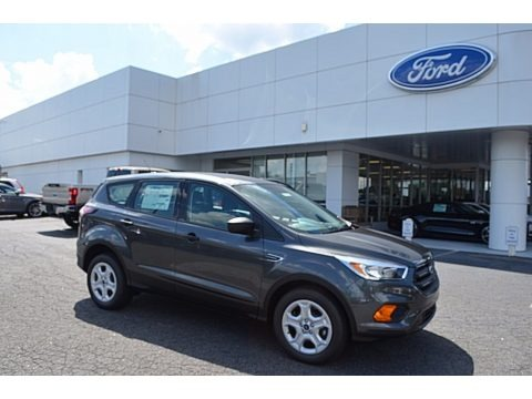 Magnetic 2017 Ford Escape S