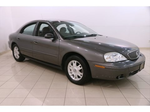 Dark Shadow Grey Metallic 2005 Mercury Sable GS Sedan