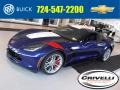 Chevrolet Corvette Grand Sport Coupe Admiral Blue photo #1