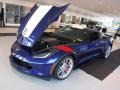 Chevrolet Corvette Grand Sport Coupe Admiral Blue photo #12