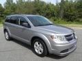 Dodge Journey SE Billet Silver Metallic photo #4