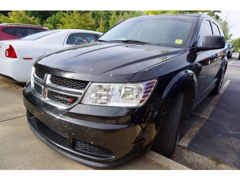 Pitch Black 2015 Dodge Journey American Value Package