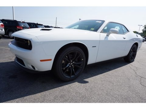 White Knuckle 2018 Dodge Challenger R/T Plus