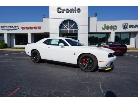 White Knuckle 2018 Dodge Challenger R/T Scat Pack