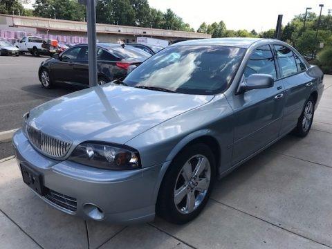 Pewter Metallic 2006 Lincoln LS V8