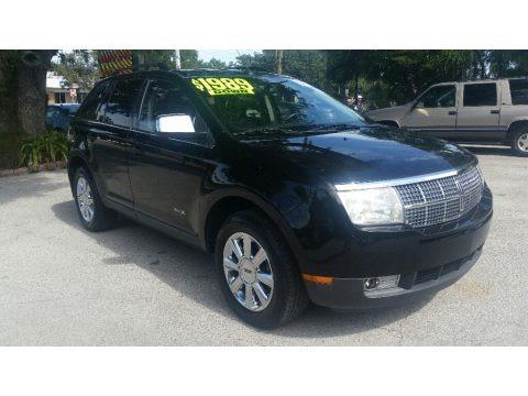 Black 2007 Lincoln MKX