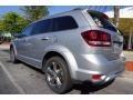 Dodge Journey Crossroad Plus Billet Silver Metallic photo #2