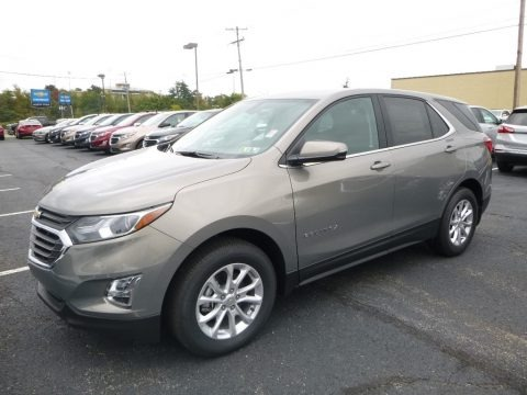 Pepperdust Metallic 2018 Chevrolet Equinox LT AWD