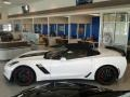 Chevrolet Corvette Z06 Convertible Arctic White photo #11