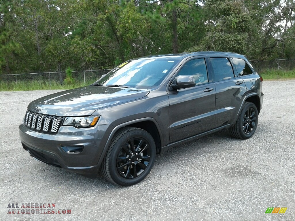 2018 jeep grand cherokee altitude in granite crystal metallic 125706 all american. Black Bedroom Furniture Sets. Home Design Ideas