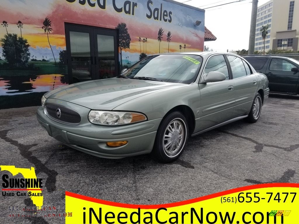 2005 Buick LeSabre Limited in Sagemist Green Metallic - 191681 | All ...
