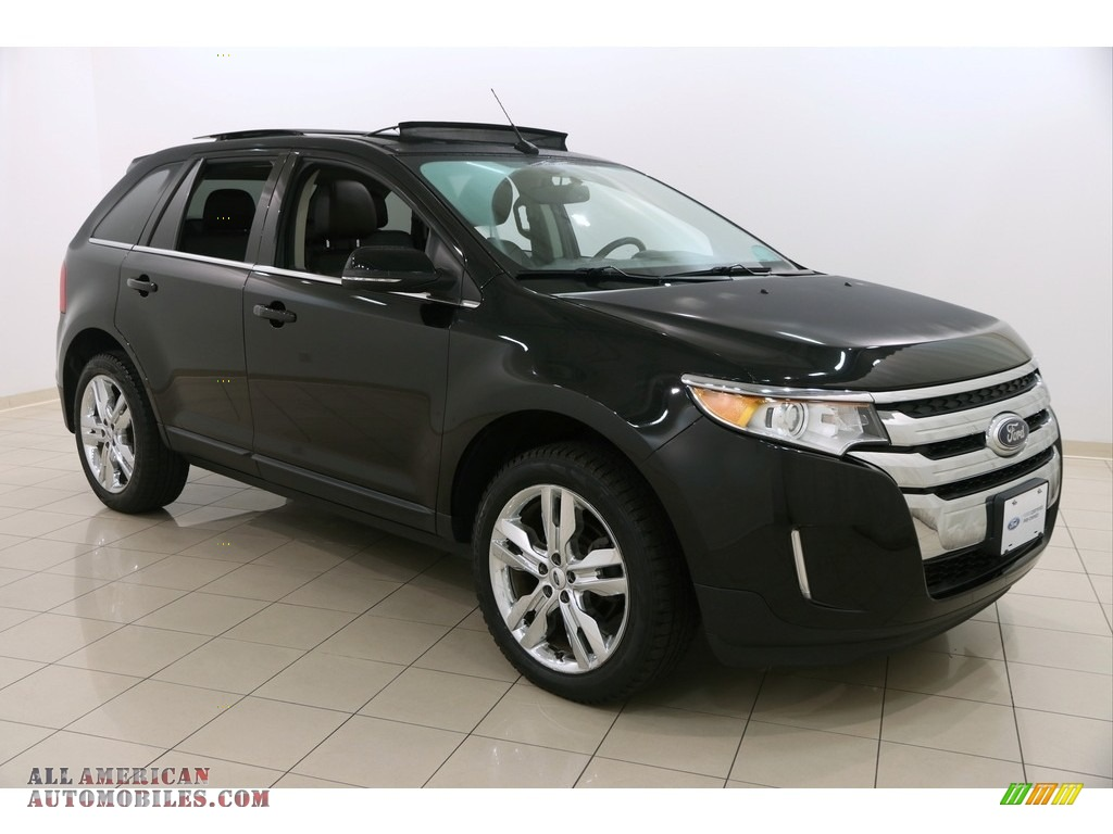 2014 ford edge limited in tuxedo black a13960 all. Black Bedroom Furniture Sets. Home Design Ideas