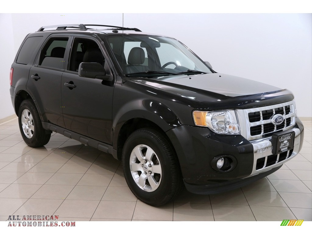 2011 ford escape limited in tuxedo black metallic b97050 all american automobiles buy. Black Bedroom Furniture Sets. Home Design Ideas