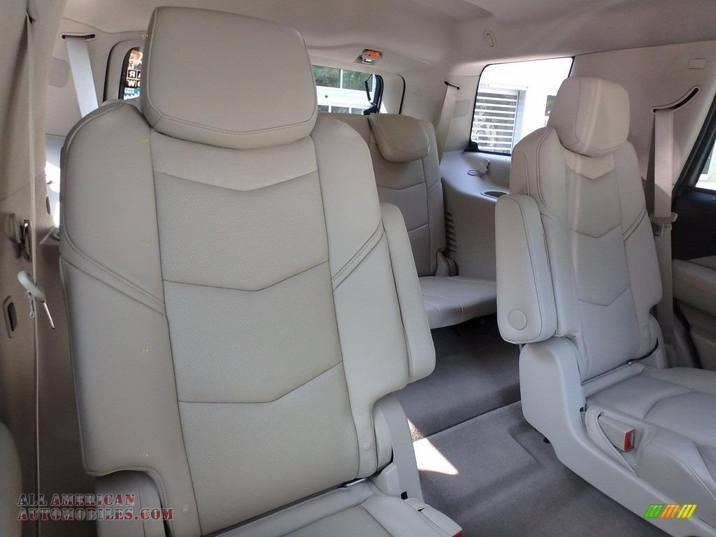 2015 Escalade Premium 4WD - White Diamond Tricoat / Shale/Cocoa photo #20