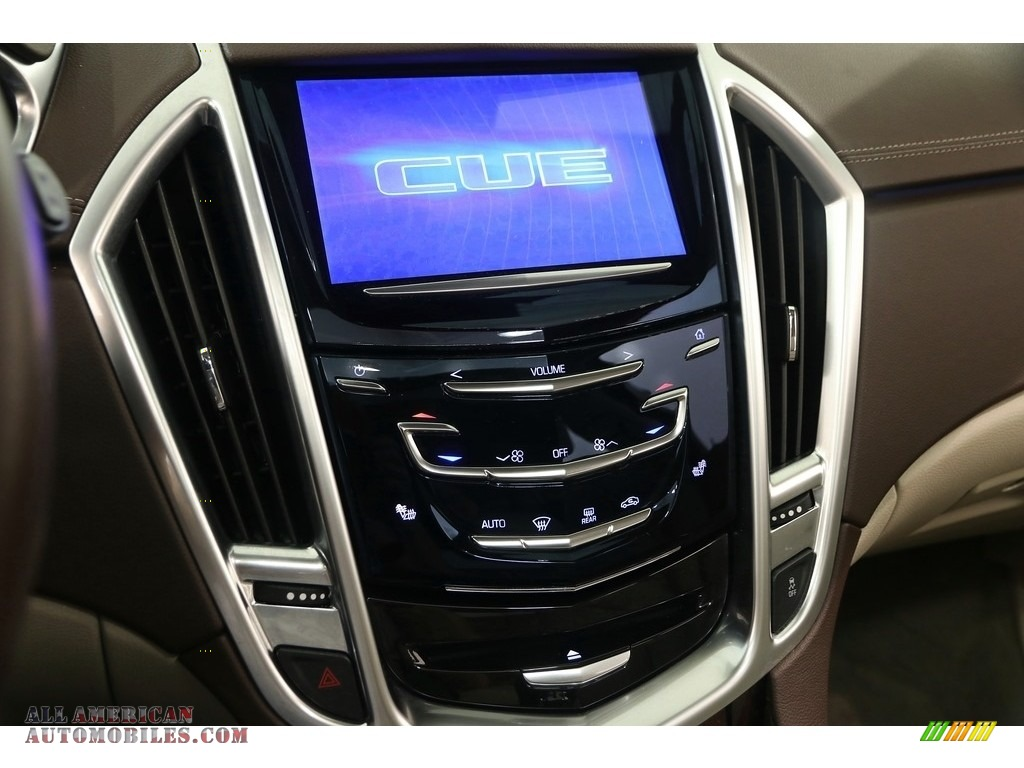 2015 SRX Luxury AWD - Platinum Ice Tricoat / Shale/Brownstone photo #10