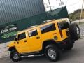 Hummer H2 SUV Yellow photo #4