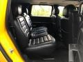Hummer H2 SUV Yellow photo #15